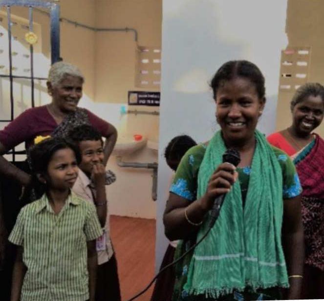 Rajagopalaperi - toilettes pour femmes