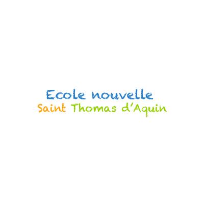 logop Ecole Nouvelle Saint Thomas D'Aquin