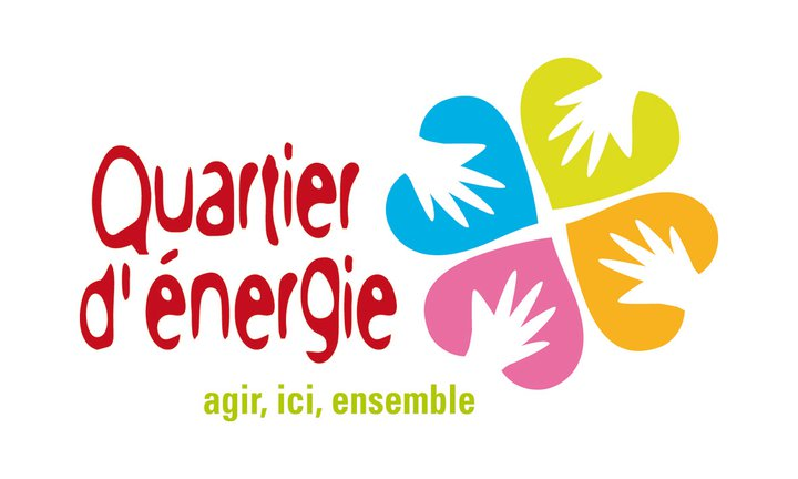 Logo quartier d'énergie