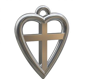 Logo Croix du Coeur